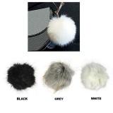 Brooch – Faux Fur Pom-Pom Pin - BC-MP-2