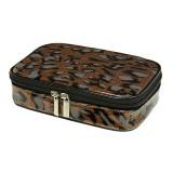 Cosmetic Purse - Bronze Leopard - BG-HM00005BZ