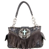 Western Spiritual Collection Handbag - BG-MW54-8085