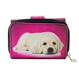 Tri-Fold Wallet - Dog Print - WL-197DOG2-1