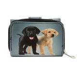Tri-Fold Wallet - Dog Print - WL-197DOG2-2