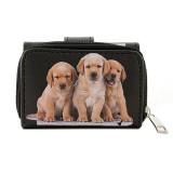 Tri-Fold Wallet - Dog Print - WL-197DOG2-4