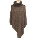 Shawl – Knitted Accent w/ Sequins
