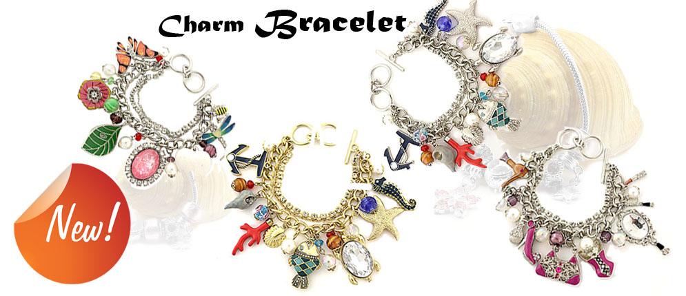 Charm Bracelets @Fashion-bag.com