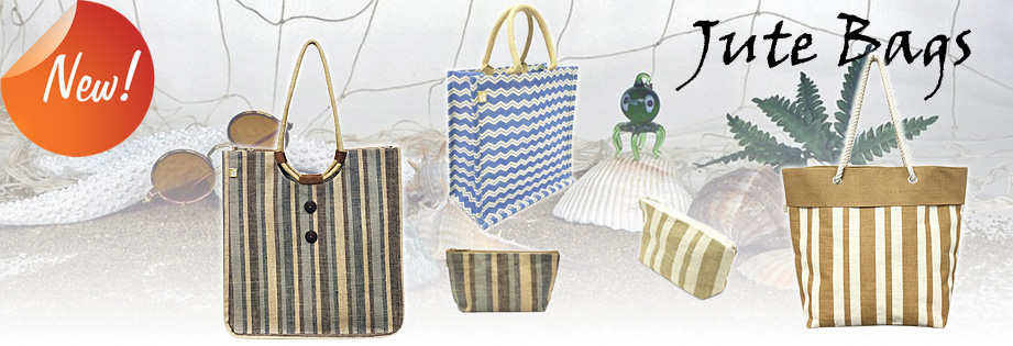 Jute Bags @Fashion-bag.com